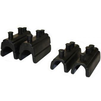 Topeak TetraRack M2 Replacement Rubber Pads Black