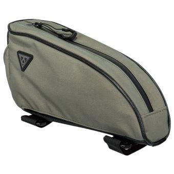 Topeak TopLoader 750ml Top Tube Bag Green