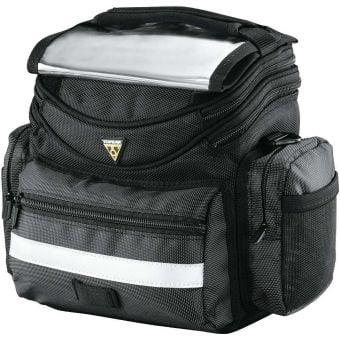 Topeak Tourguide Bag with E-Bike Compatible Fixer 8E