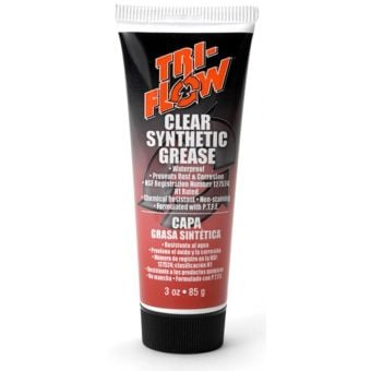 Tri-Flow Clear Synthetic Grease 85g Tube