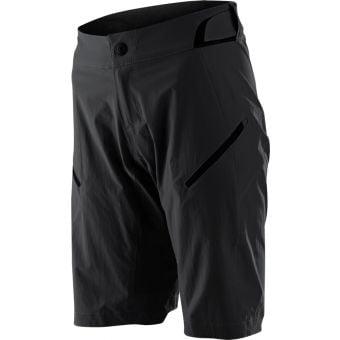 Troy Lee Designs 22 ER Womens Lilium MTB Shorts w/Liner Black 2022