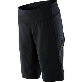 Troy Lee Designs 22 ER Womens Luxe MTB Shorts Black 2022