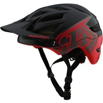 Troy Lee Designs A1 MIPS MTB Helmet Classic Black/Red