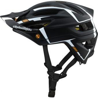 Troy Lee Designs A2 MIPS MTB Helmet Sliver Black/White