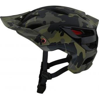 Troy Lee Designs A3 MIPS MTB Helmet Camo Green Small