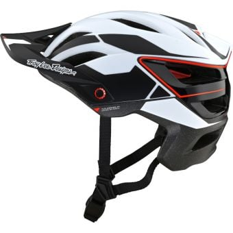 Troy Lee Designs A3 MIPS Open Face MTB Helmet Proto White