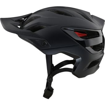 Troy Lee Designs A3 MIPS Open Face MTB Helmet Uno Black