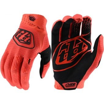 Troy Lee Designs Air MTB Gloves Orange 2021 Youth