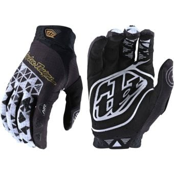 Troy Lee Designs Air MTB Gloves Wedge White/Black 2021