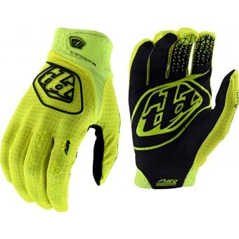 Troy Lee Designs Air Youth Gloves Flo Yellow 2021