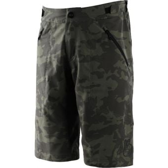 Troy Lee Designs Flowline MTB Shorts Camo Green 2021