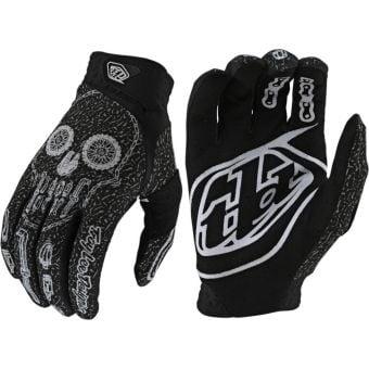 Troy Lee Designs Air Ltd Ed Gear Head Gloves Black 2021