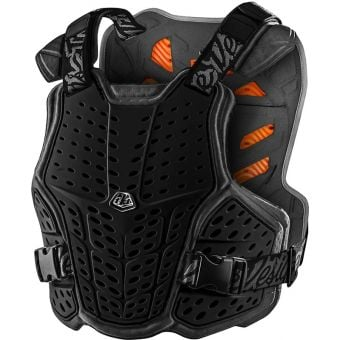 Troy Lee Designs Rockfight CE Chest Protector Black 2021