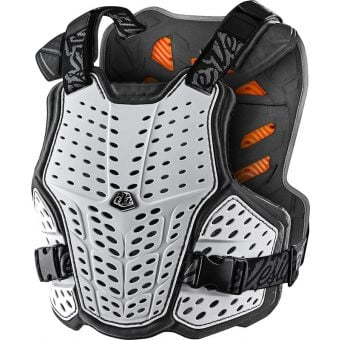 Troy Lee Designs Rockfight CE Chest Protector White 2021