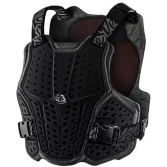 Troy Lee Designs Rockfight CE Flex Chest Protector Black 2021