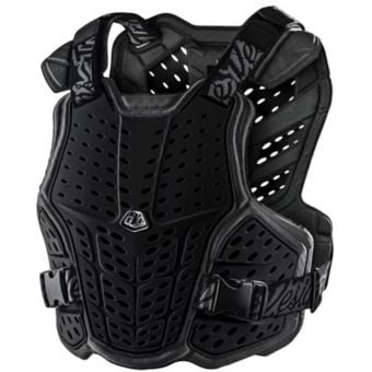 Troy Lee Designs Rockfight Chest Protector Black 2021
