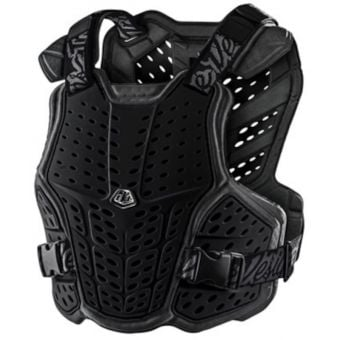 Troy Lee Designs Rockfight Youth Chest Protector Black 2021