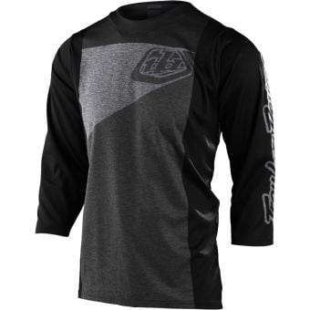 Troy Lee Designs Ruckus 3/4 S MTB Jersey Tres Heather Grey/Charcoal 2022