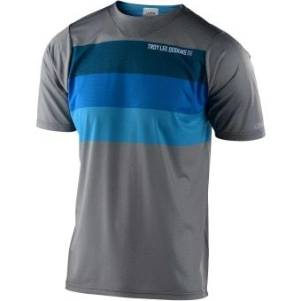 Troy Lee Designs Skyline Air Jersey Continental Grey/Blue 2020