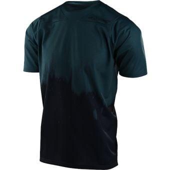 Troy Lee Designs Skyline Short Sleeve MTB Jersey Diffuze Light Marine/Navy 2021