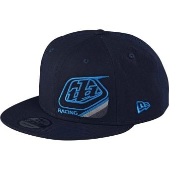 Troy Lee Designs Snapback Precision 2.0 Cap Navy 2020 Unisize