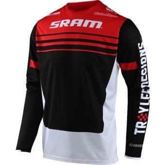 Troy Lee Designs Sprint MTB Jersey Formula Sram Red/Black 2021