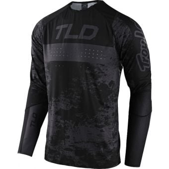 Troy Lee Designs Sprint Ultra MTB Jersey Grime Black 2021