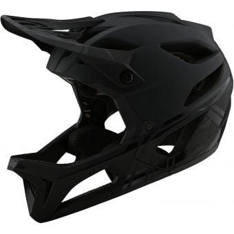 Troy Lee Designs Stage MIPS Full Face Helmet Stealth Black