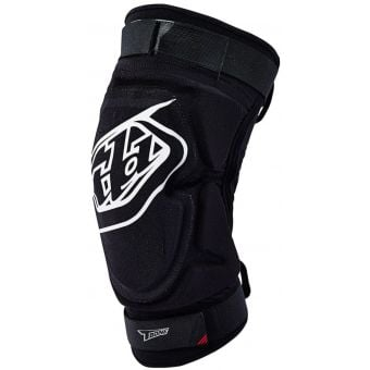 Troy Lee Designs T-Bone Knee Guards Black