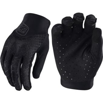 Troy Lee Designs Womens Ace 2.0 MTB Gloves Snake Black 2021
