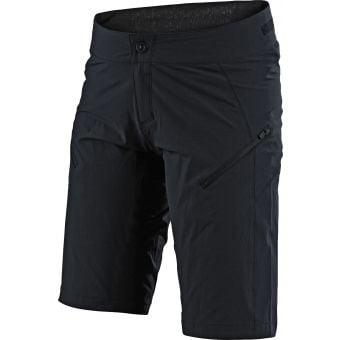 Troy Lee Designs Womens Lilium Shorts Shell Black 2021