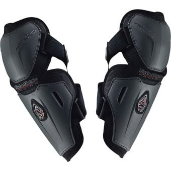 Troy Lee Designs Youth Elbow Guards Grey