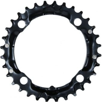 Truvativ 104BCD 32T 4-Bolt Steel MTB Chainring Black