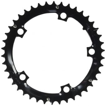 Truvativ V3 130BCD 42T 5-Bolt Steel Road Chain Ring Matte Black