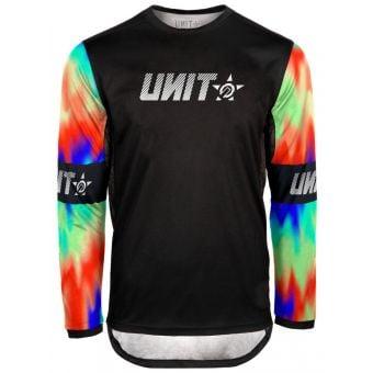 UNIT Cosmo LS Jersey Multicolour 2022