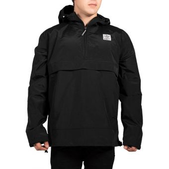 UNIT Evade Spray Jacket Black 2020