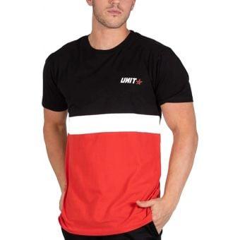 UNIT Express Tee Red/Black/White 2021