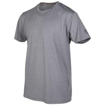 UNIT Pro Flex SS Tech T-Shirt Grey 2021