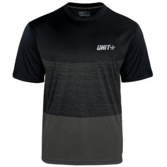 UNIT ProTech SS MTB Jersey Black 2022