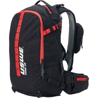 USWE Core 25 Hydration Pack Red
