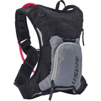 USWE Raw 3 Hydration Backpack with 2L Bladder