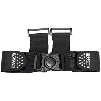 USWE Hydration Pack Front Strap Kit (Junior) Black