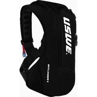USWE Outlander 4 Shape Shift Hydration Backpack Black