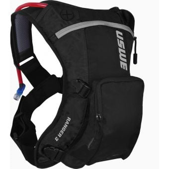 USWE Ranger 3 Elite Hydration Backpack Black