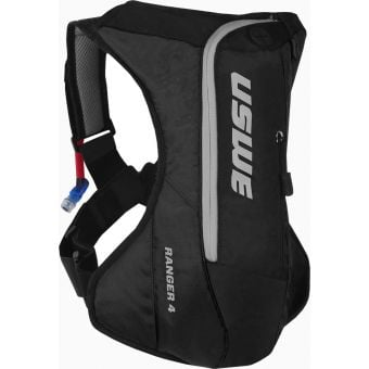 USWE Ranger 4 Shape Shift Hydration Backpack Black