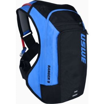 USWE Ranger 9 Elite Hydration Backpack Blue/Black