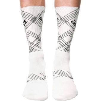 veloToze Aero Road Socks White