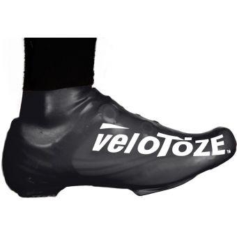 veloToze Short Shoe Covers Black 2016