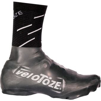 veloToze Short MTB Shoe Covers Black