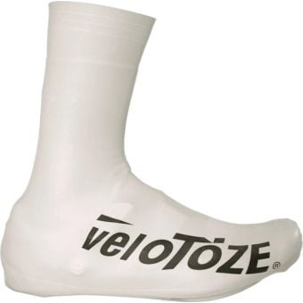 veloToze Tall 2.0 Road Shoe Covers White